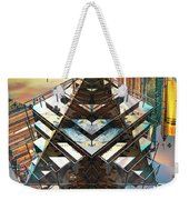 Cityline Abstract IIi Weekender Tote Bag