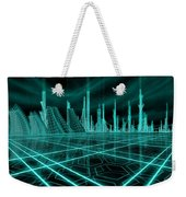 Cityscape 2010 Alpha Weekender Tote Bag
