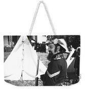 Civil War At The Lincoln Cottage Weekender Tote Bag