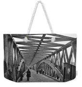 Civil War - Chain Bridge Weekender Tote Bag