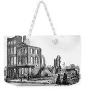 Civil War: Fall Of Richmond Weekender Tote Bag