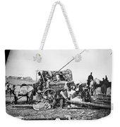 Civil War: Former Slaves Weekender Tote Bag