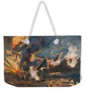 Civil War: Fort Sumter 1861 Weekender Tote Bag