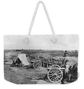Civil War: Fortifications Weekender Tote Bag