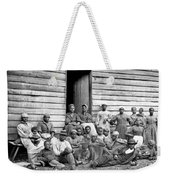 Civil War: Freed Slaves Weekender Tote Bag