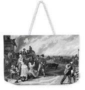 Civil War: Martial Law Weekender Tote Bag by Granger