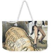 Civil War Pensions, 1888 Weekender Tote Bag