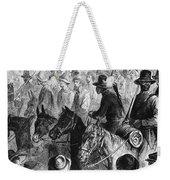Civil War: Prisoner, 1864 Weekender Tote Bag