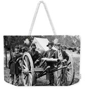 Civil War: Union Officers Weekender Tote Bag