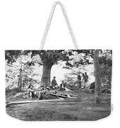 Civil War: Wounded Weekender Tote Bag
