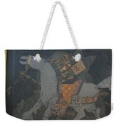 Clad  Weekender Tote Bag