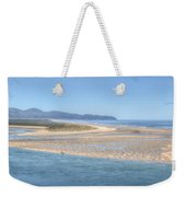 Clam Digging Morning 0200 Weekender Tote Bag