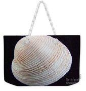 Clam Shell Weekender Tote Bag