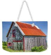 Clapboard House Weekender Tote Bag