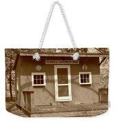 Clara's Sandwich Shop Weekender Tote Bag