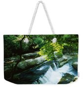 Clare Glens, Co Clare, Ireland Weekender Tote Bag
