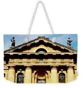 Clarendon Building, Broad Street, Oxford Weekender Tote Bag