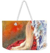 Clarity Of Thought Weekender Tote Bag