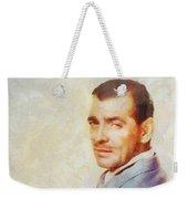 Clark Gable, Actor Weekender Tote Bag