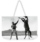 Clark Gable, The Misfits Weekender Tote Bag