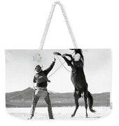 Clark Gable, The Misfits Weekender Tote Bag
