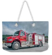 Clarks Chapel Fire Rescue - Engine 1351, North Carolina Weekender Tote Bag
