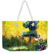 Clarksdale Authentic Madness Weekender Tote Bag