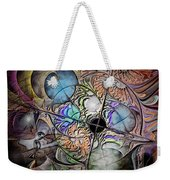 Clash Of The Earthly Elements Weekender Tote Bag