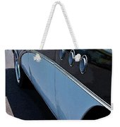 Classic 55 Buick Special Weekender Tote Bag