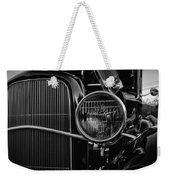 Classic American Ford Coupe Weekender Tote Bag