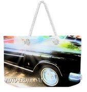 Classic Automobile, Auto Eroticism Weekender Tote Bag