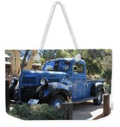 Classic Automobile Weekender Tote Bag