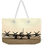 Classic B-29 Bomber Aircraft Weekender Tote Bag
