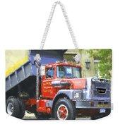 Classic Brockway Dump Truck Weekender Tote Bag