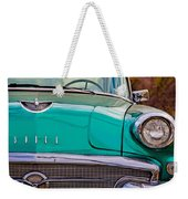 Classic Buick Weekender Tote Bag by Mamie Thornbrue
