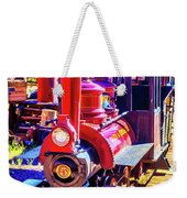 Classic Calico Train Weekender Tote Bag