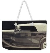 Classic Car 3 Weekender Tote Bag