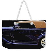 Classic Car 4 Weekender Tote Bag