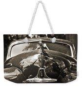 Classic Car Detail - Dodge 1948 Weekender Tote Bag