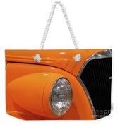 Classic Car Details Weekender Tote Bag