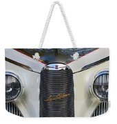 Classic Car Front End Weekender Tote Bag