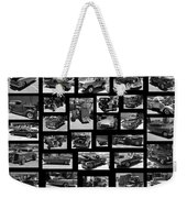 Classic Cars And Trucks Weekender Tote Bag