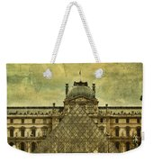 Classic Contradiction Weekender Tote Bag