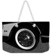 Classic Corvette Lines Weekender Tote Bag