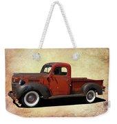 Classic Dodge Pickup Truck Weekender Tote Bag