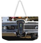 Classic Edsel Weekender Tote Bag