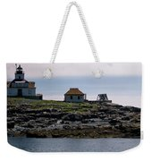 Classic Egg Rock Weekender Tote Bag