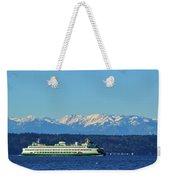 Classic Ferry Weekender Tote Bag