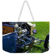 Classic Ford Hotrod Weekender Tote Bag