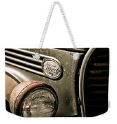 Classic Ford Truck Weekender Tote Bag